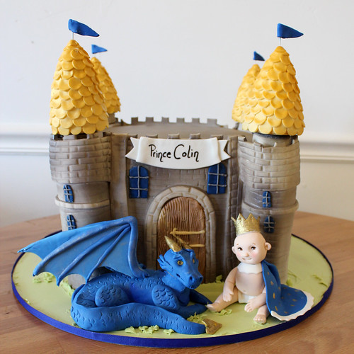Castle Birthday Custom