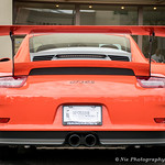 911 GT3RS in Lava Orange thumbnail