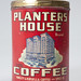 Planter's House Coffee tin