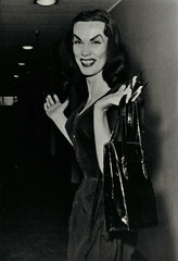 Vampira (~ Lone Wadi Archives ~) Tags: vampire publicity actress horrormovies horror cult retro 1950s legend lowbudget edwood