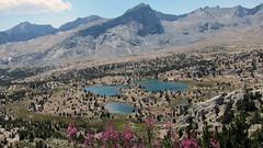 Kings River Upper Basin and Vennacher Needle (apurdam (Andrew)) Tags: sierranevada california sierrahighroute day21
