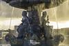 Golden rain (Lonely Soul Design) Tags: paris concorde statue fountain water sunset architecture sun