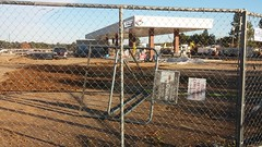It's the end of the rodeo for this corral... (Retail Retell) Tags: kroger marketplace v478 hernando ms desoto county retail construction expansion project
