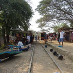 Cambodia - Battambang Bamboo Train thumbnail