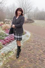 TF7a (Tinaturtle27) Tags: crossdresser transvestite pantyhose boots