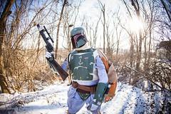 IMG_2038 (Johnny Applesauce) Tags: boba fett esb empire strikes back cosplay 501 501st snow costume kit mandalorian