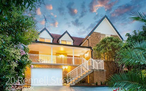 20 Rennell Street, Kings Park NSW