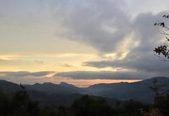 Nervia valley (Olivier So) Tags: italy italianriviera mediterraneansea liguria suns sunset clouds mountains