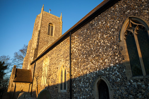 Belaugh Church