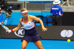 Cibulkova vs Allertova (Wild West Photography_) Tags: cibulkova vs allertova australian open 2017 pentax k3 ricoh tennis slam women action