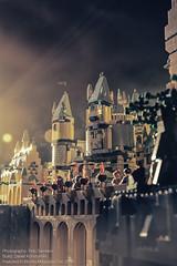 Blocks Mag: Harry Potter Hogwarts 04 (Agaethon29) Tags: lego afol legography brickography legophotography minifig minifigs minifigure minifigures toy toyphotography macro cinematic 2016 harrypotter blocksmagazine hogwarts