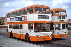 ELG42F (southlancs) Tags: daimlerfleetline northerncounties shmd gmt gmpte greatermanchestertransport selnec