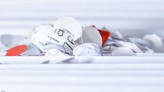... Just White Paper ... (wolli s) Tags: hmm justwhitepaper macromondays white makro paper macro monday