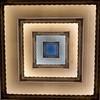 Palais de la porte dorée (Laure D.) Tags: géométrique contreplongée carré plafond