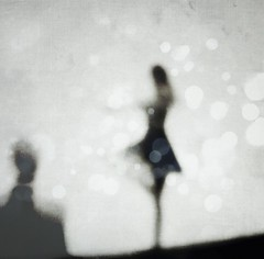 Dance me to the end of love (Tracy Linnel Sanford) Tags: texture people dance bokeh bubbles square stage watching blur ballerina entertainment tracylinnel art dancer