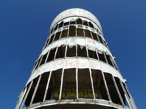 La plus grande tour de la station