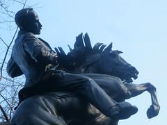 Jose Marti (edenpictures) Tags: centralpark statue horse sculpture cuba newyorkcity nyc manhattan
