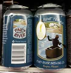 Float Trip Ale - Piney River Brewing Co. (Adventurer Dustin Holmes) Tags: 2017 can cans pineyriverbrewing ale alcohol beer floattripale