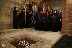 The Laying of the Foundation Stone of Saint John the Russian's Church / Закладка храма св. Иоанна Русского (34) 20.02.2017