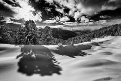 The Snow Experience (galvanol) Tags: austria oetztal tirol tyrol blackandwhite bw galvanol mountain snow winter