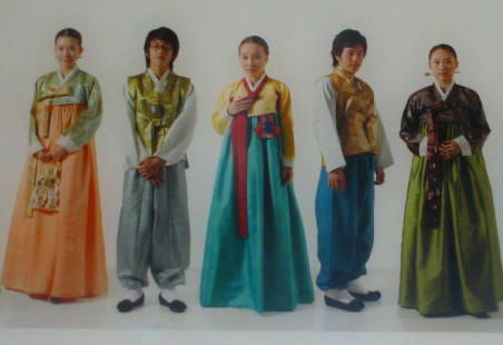 Traditional Dress-Hanbok