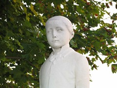 The Statue of Allie