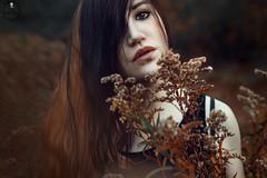 """""""Fever dream"""" (Silent Purr) Tags: portrait porträt personen human outdoor nature selfportrait self"""