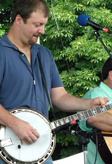 Barry Abernathy (O Caritas) Tags: 2005 music festival musicians bluegrass michigan performance banjo august eastlansing nikoncoolpix8800 greatlakesfolkfestival glff2005 glff valleycourtstage mountainheart copyright2005bypatricktpowerallrightsreserved