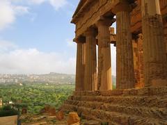 Tempio Della Concordia to Agrigento