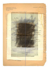 letters-in-a-book7 (Mary Bogdan) Tags: book artist quebec letters wwii religion poland warsaw spirituality thepleasuresofthetext exhibited shawinigan limitededitionprint marybogdan lettersinabook cosmogony exhibitedworks