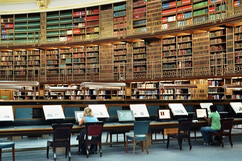 Library Reading Room In Pune