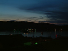 Bay by night (Snazzo) Tags: 2005 vis croatia vacanze snazzo holyday mediterranean