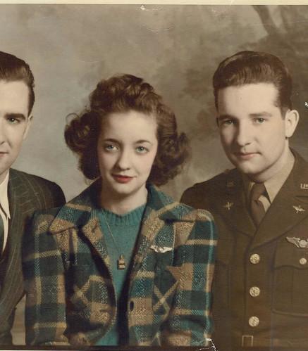 Grandpa John, Ida, Morris
