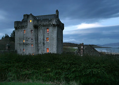 Saddell Castle, Scotland (_nod) Tags: longexposure holiday castle night wow scotland mostfavorited top20hallfame 0001 nod kintyre landmarktrust mullofkintyre saddell top20history