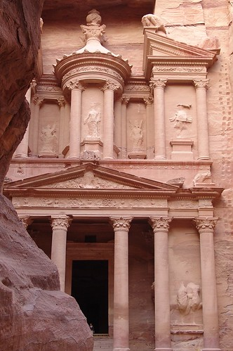 Jordan - The Treasury, Petra