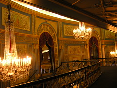 Finally... A Good Exposure of The Lobby (SNWEB.ORG Photography, LLC.) Tags: detroit opera house architecture ornate theater theatre detroitoperahouse old historic chowardcrane building det favorite choice favor favorited special like love chosen pick picks personal flickr auditorium plaster architect predepression preservationwayne theatretour theatertour theatretour2005 thea