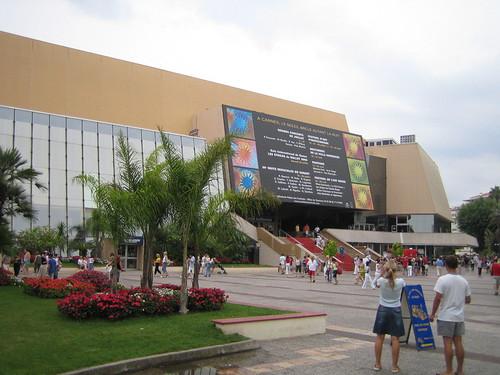 Palais des Festivales, Cannes