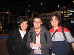 despedida en el aeropuerto (familia_unda-tejos) Tags: chile santiago anamara fernando matas 2005