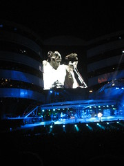 Fantastic Big Screen (With A Twist) Tags: rollingstones bigbangtour ottawa2005 itsonlyrockandrollbutilikeit 40yearsafter