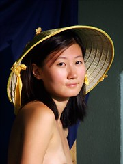 Remembering Ling Wah (Creativity+ Timothy K Hamilton) Tags: portrait woman asian creativity eyes topv333 top20portrait 500plus oriental 34 backin timothykhamilton creativityplus tozero