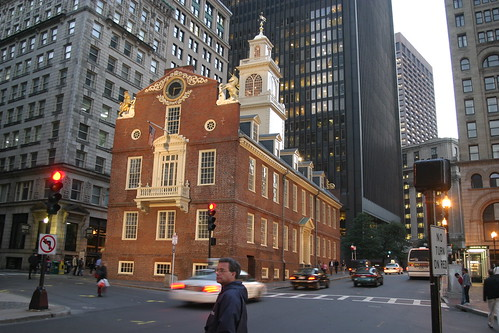 IMG 0282 [The Old State House in Boston, MA] por cgommel.