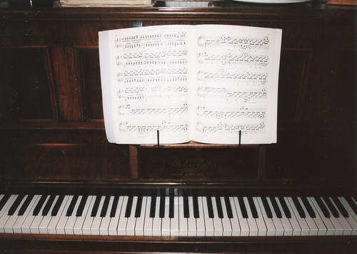 Piano Lessons for advanced students in Dublin