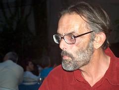 HPIM1186 (nico.cavallotto) Tags: red walter man face shirt beard grey glasses scary eyes paolo angry teresa sucking matrimonio bulging pini