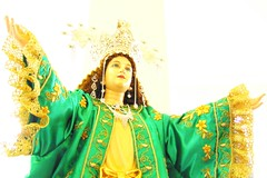 Asuncion (Farl) Tags: birthday beautiful statue religious catholic faith mary religion icon santos cebu asuncion virginmary virgen september8 assumption marian birhen birgin motherlady cebusugbo