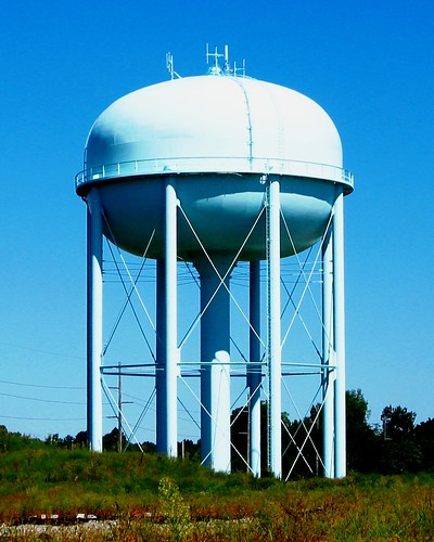 Camden/Wyoming Industrial Park Water Tower