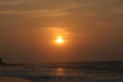 Ocaso en el Pacfico (Explorando Per) Tags: per costaperuana ocanopacfico playasdelnorte