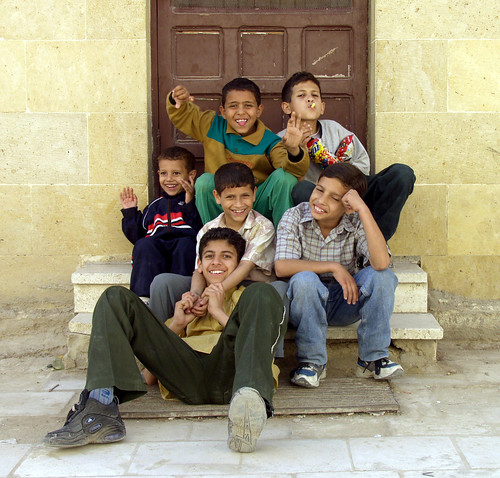 Old Cairo Kids