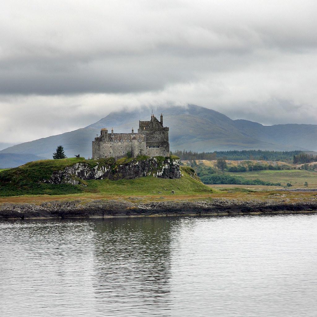 Duart Castle, Scotland.