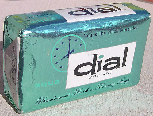 Dial Soap, 1960's by Roadsidepictures.