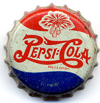 Pepsi-Cola Bottle Cap, 1940
